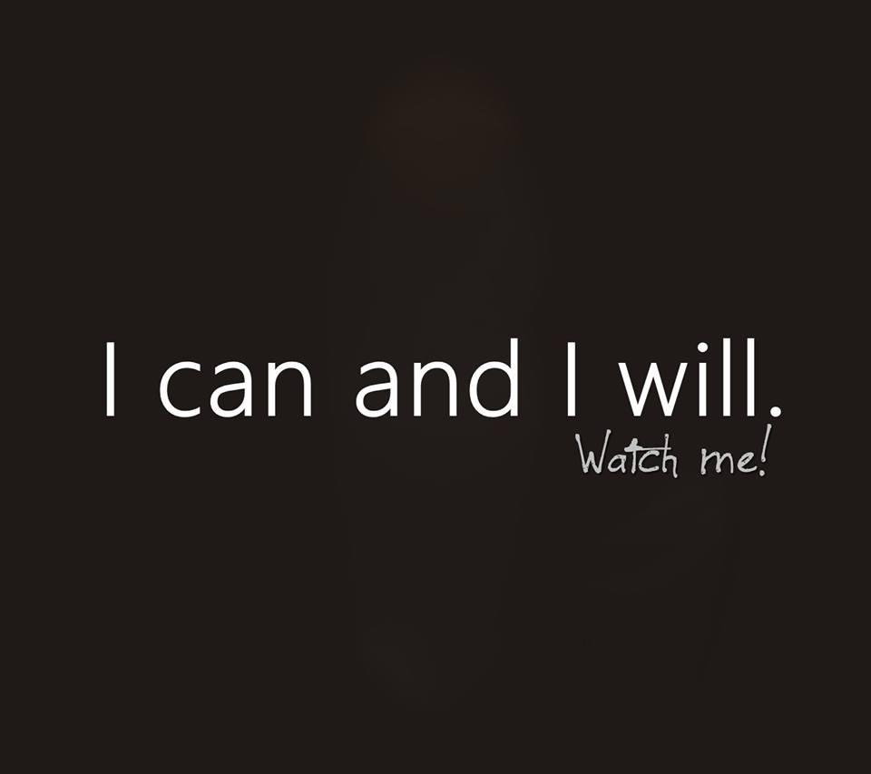 I Can, I will…Watch me! | A Tale of Two and a Half